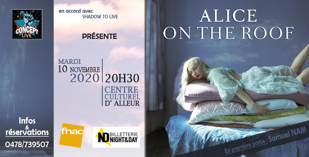 Alice On The Roof -ans 10/11 Adulte