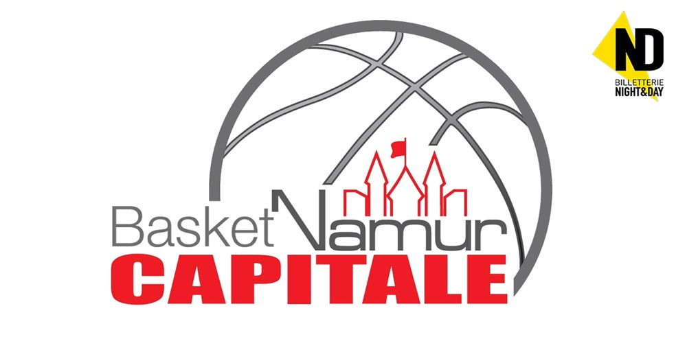 BASKET NAMUR 30/11 - ANTWERP GIANTS