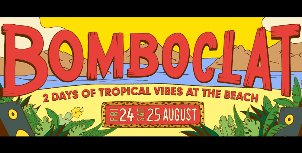 Bomboclat Fest 2018  Pass 2d + Camp
