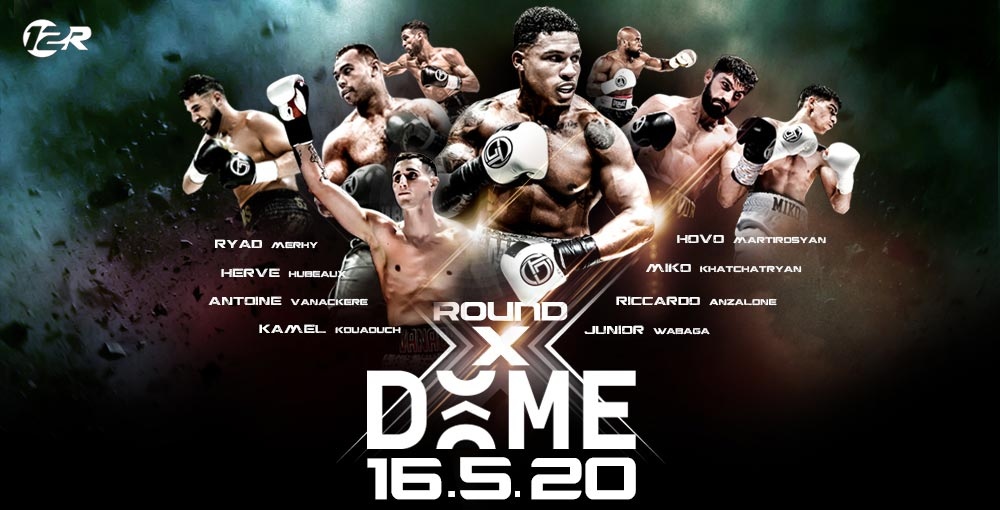 DOME BOXING  10 - 16/05