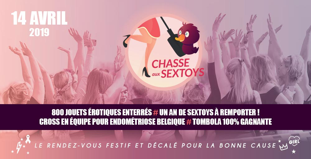 CHASSE AUX SEXTOYS - 14/04 HOMME