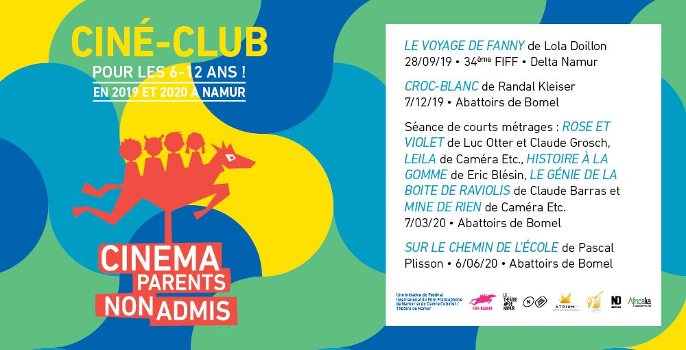CINEMA PARENTS NON ADMIS - 07/03