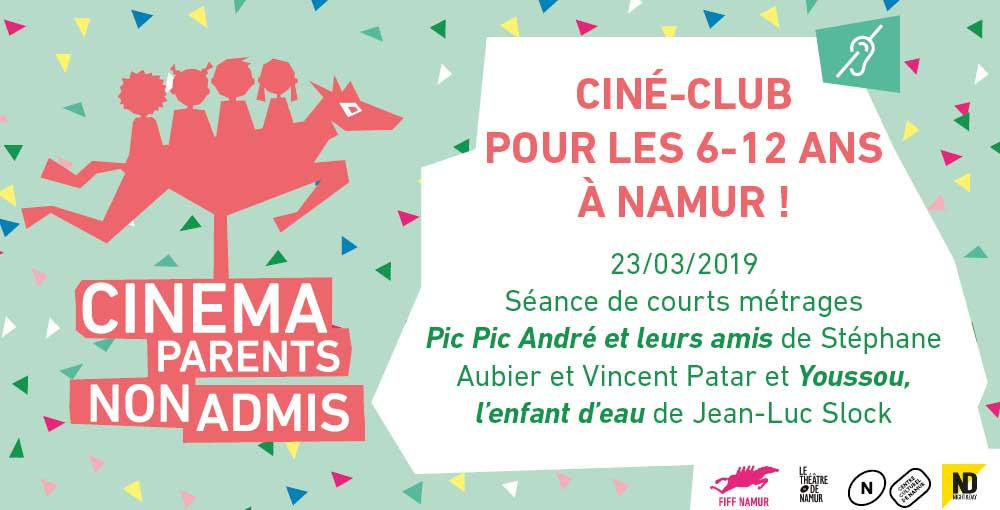 CINEMA PARENTS NON ADMIS - 23/03