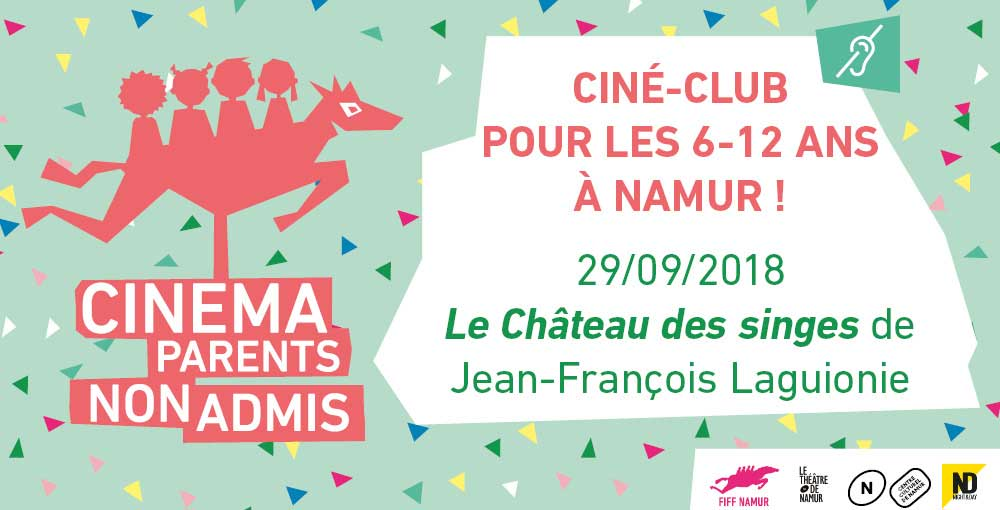 CINEMA PARENTS NON ADMIS - 29/09