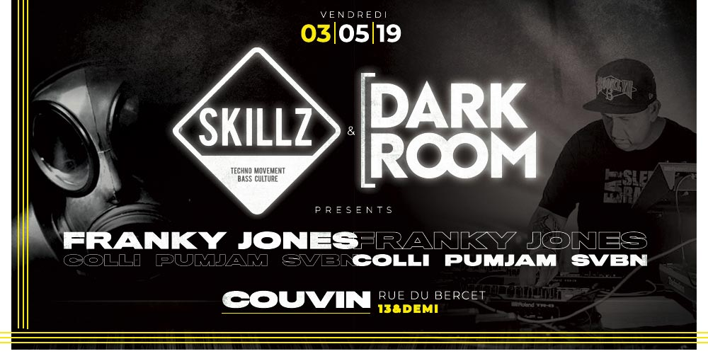 FRANKY JONES DARK ROOM COUVIN 03/05