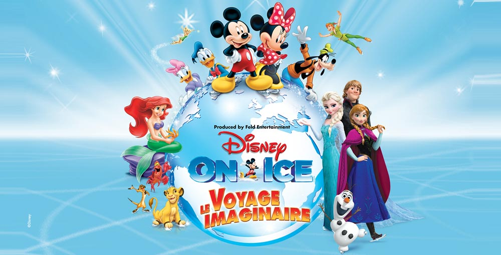 Disney On Ice - Forest National