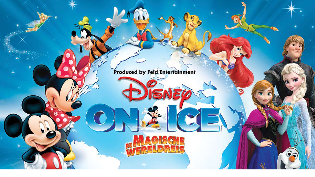 Disney On Ice 2018 (version Fr)