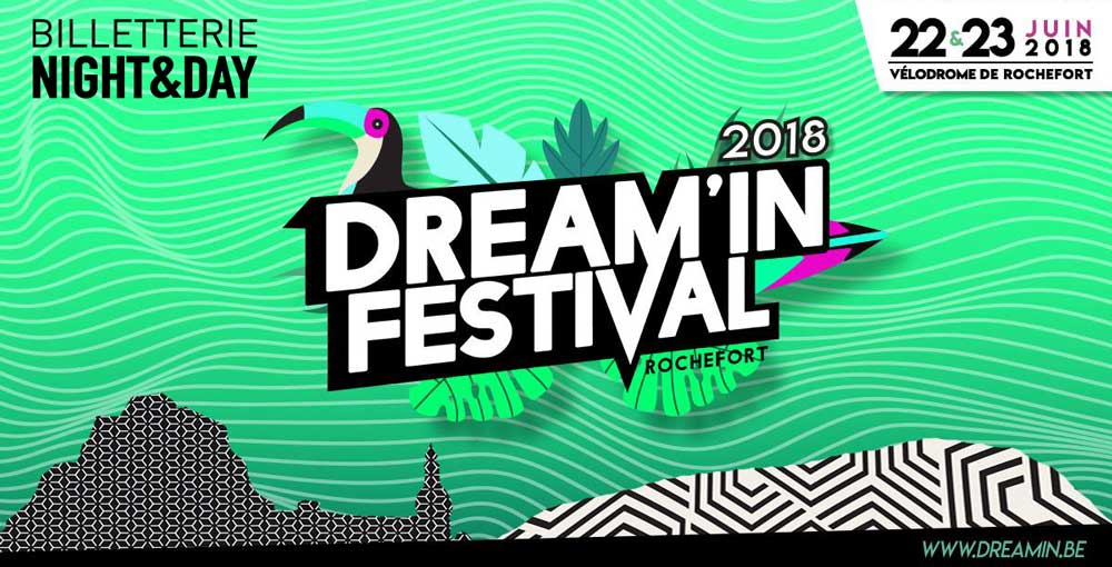 DREAM'IN FESTIVAL 2018 - PASS 2J