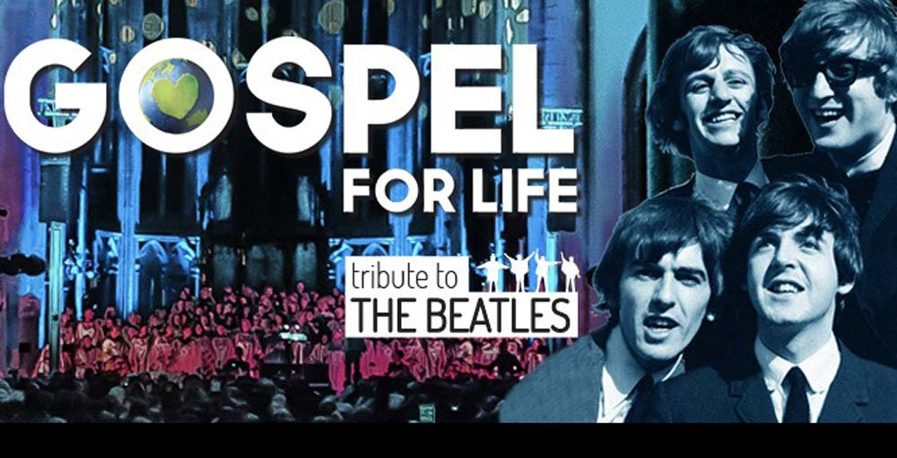 GOSPEL FOR LIFE - MAREDSOUS 14/12