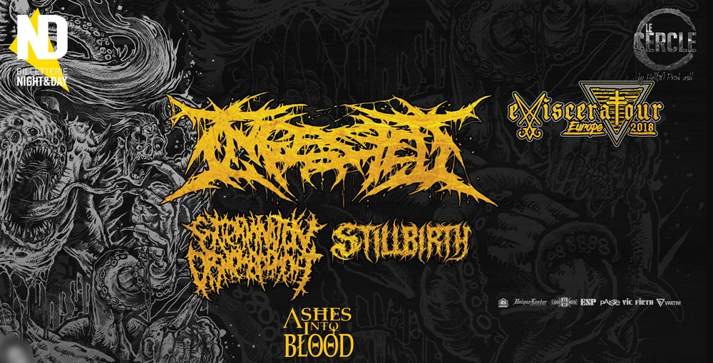 Ingested At Le Cercle 03/12