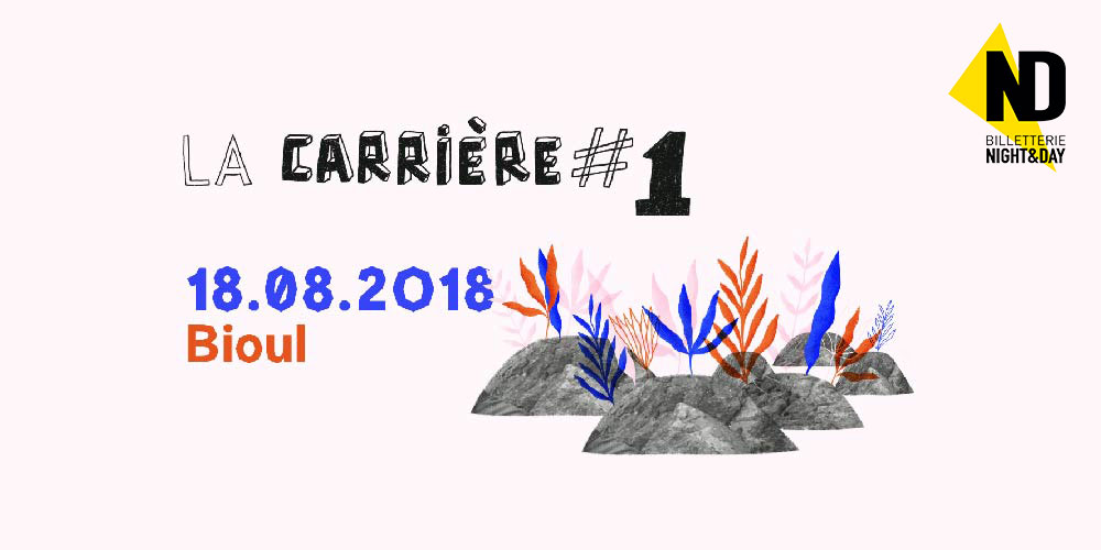 La Carriere #1 Bioul 18/08