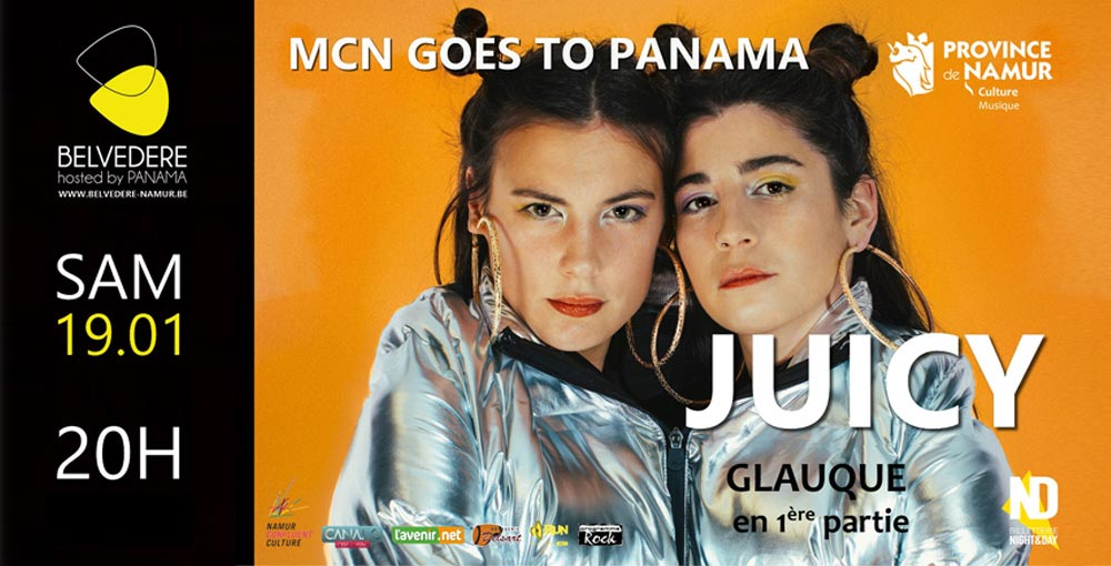 Mcn Goes To Panama - Juicy - 19/01