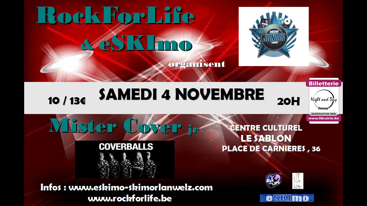 Mister Cover Jr - Carnieres 04/11