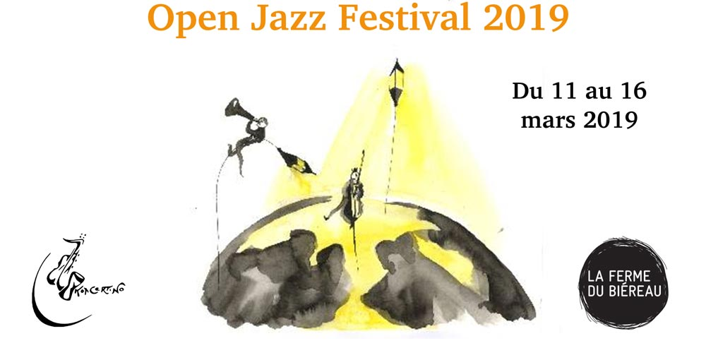 Open Jazz Festival Pass 5j Etudiant