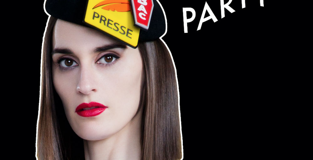 YELLE - CLUB PARTY -REFLEKTOR 01/03