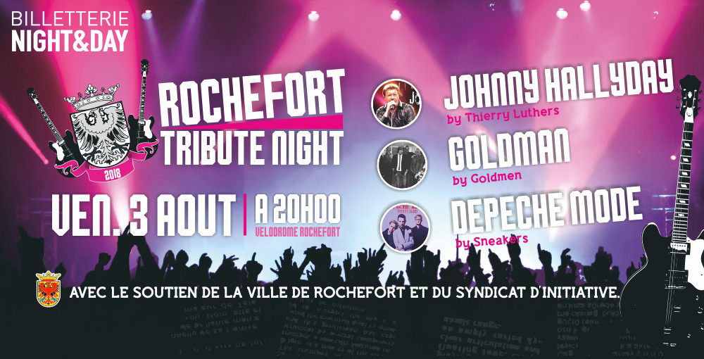 Rochefort Tribute  03/08 Reg