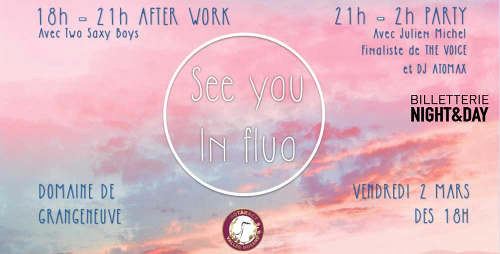 See You In Fluo - Assesse 02/03