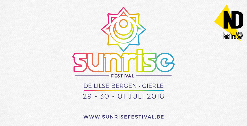 Sunrise Festival - Pass 3 Days