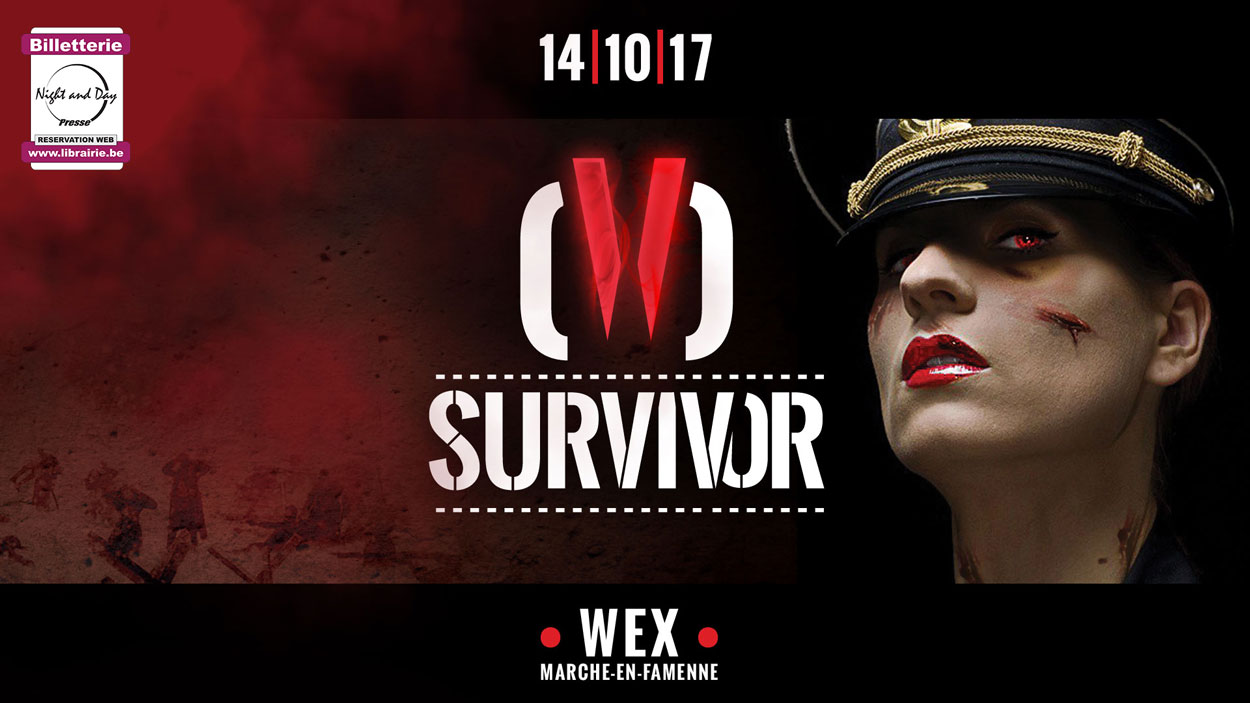 Survivor - Wex 14/10 Regular