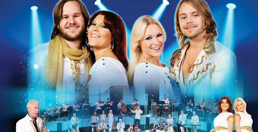 The Show Forest National 06/04 Abba
