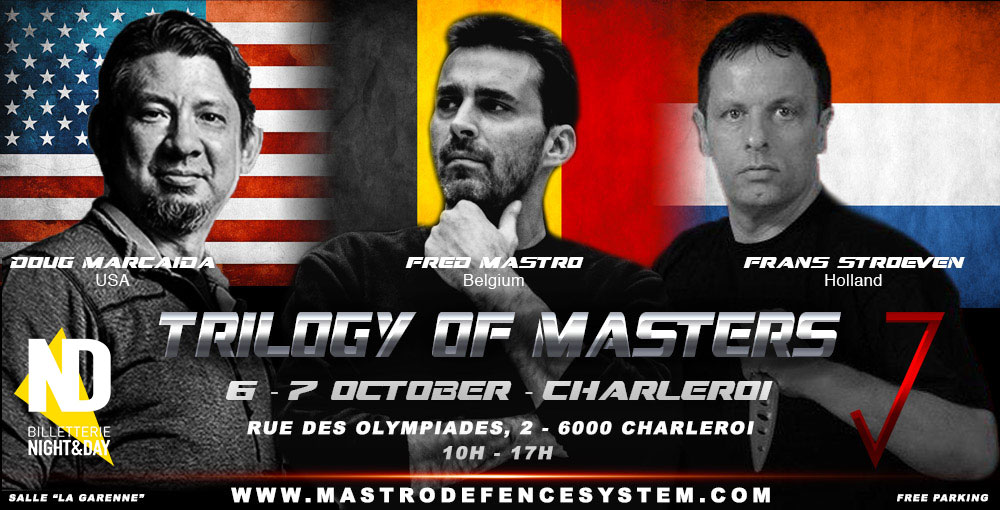 Trilogy Of Masters Charleroi Pass2j