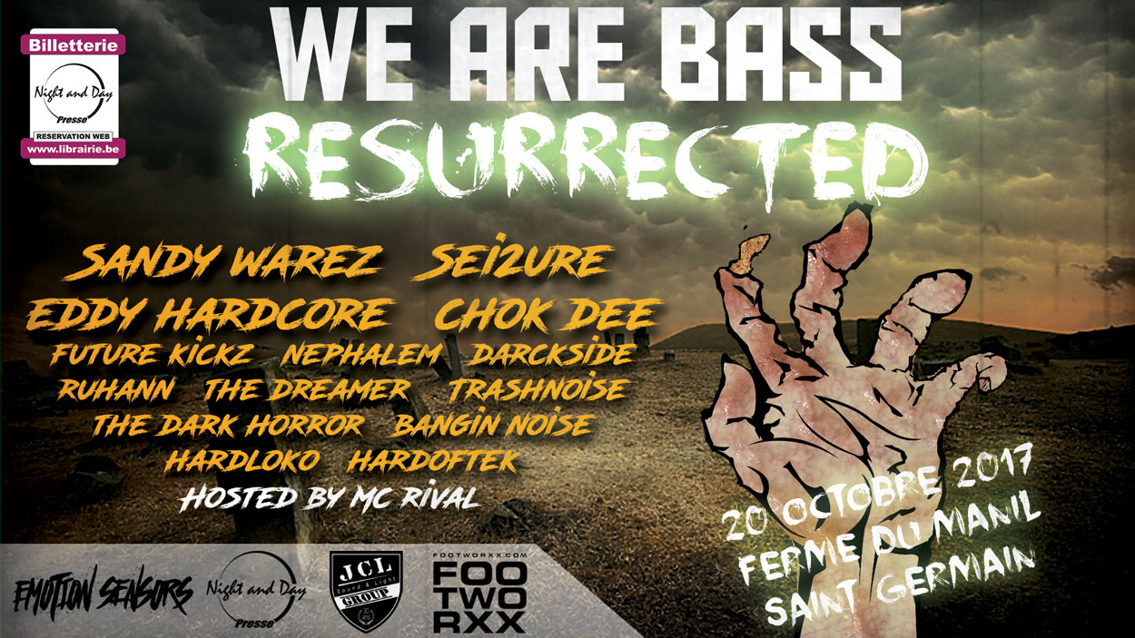 We Are Bass - St Germain 20/10