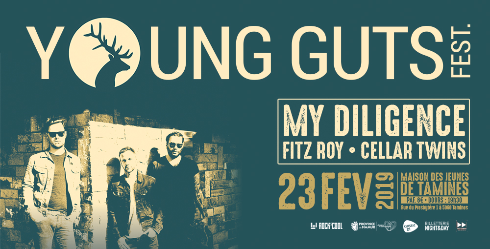 YOUNG GUTS FESTIVAL - TAMINES 23/02