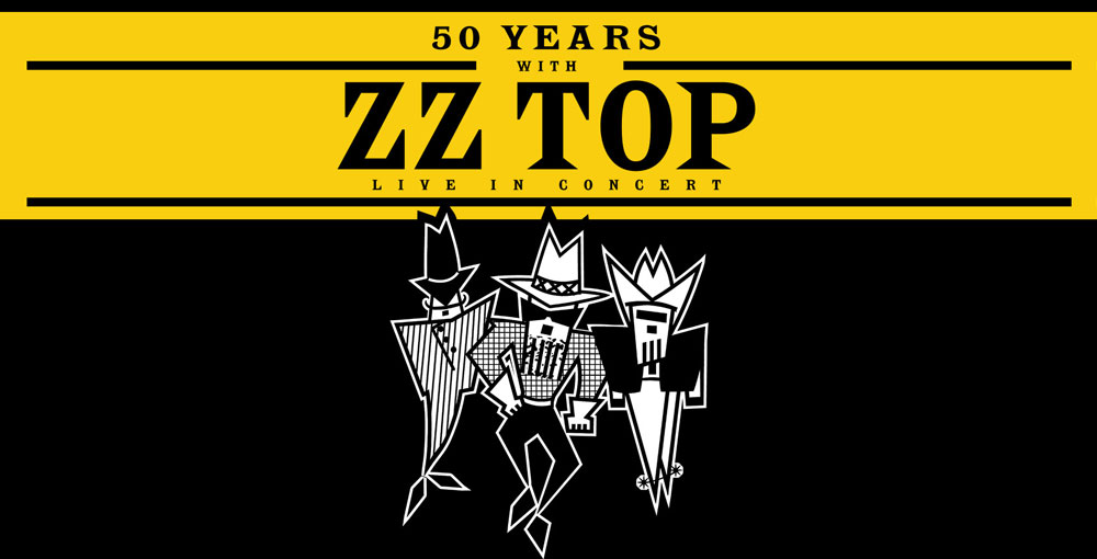 Zz Top - Forest National 25/06