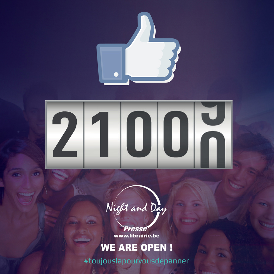 Go to 25.000 Likes sur Facebook