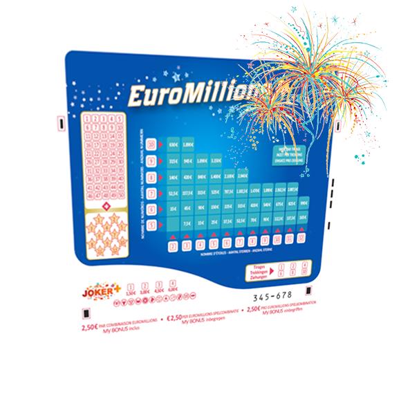 SUPER Cagnotte EuroMillions