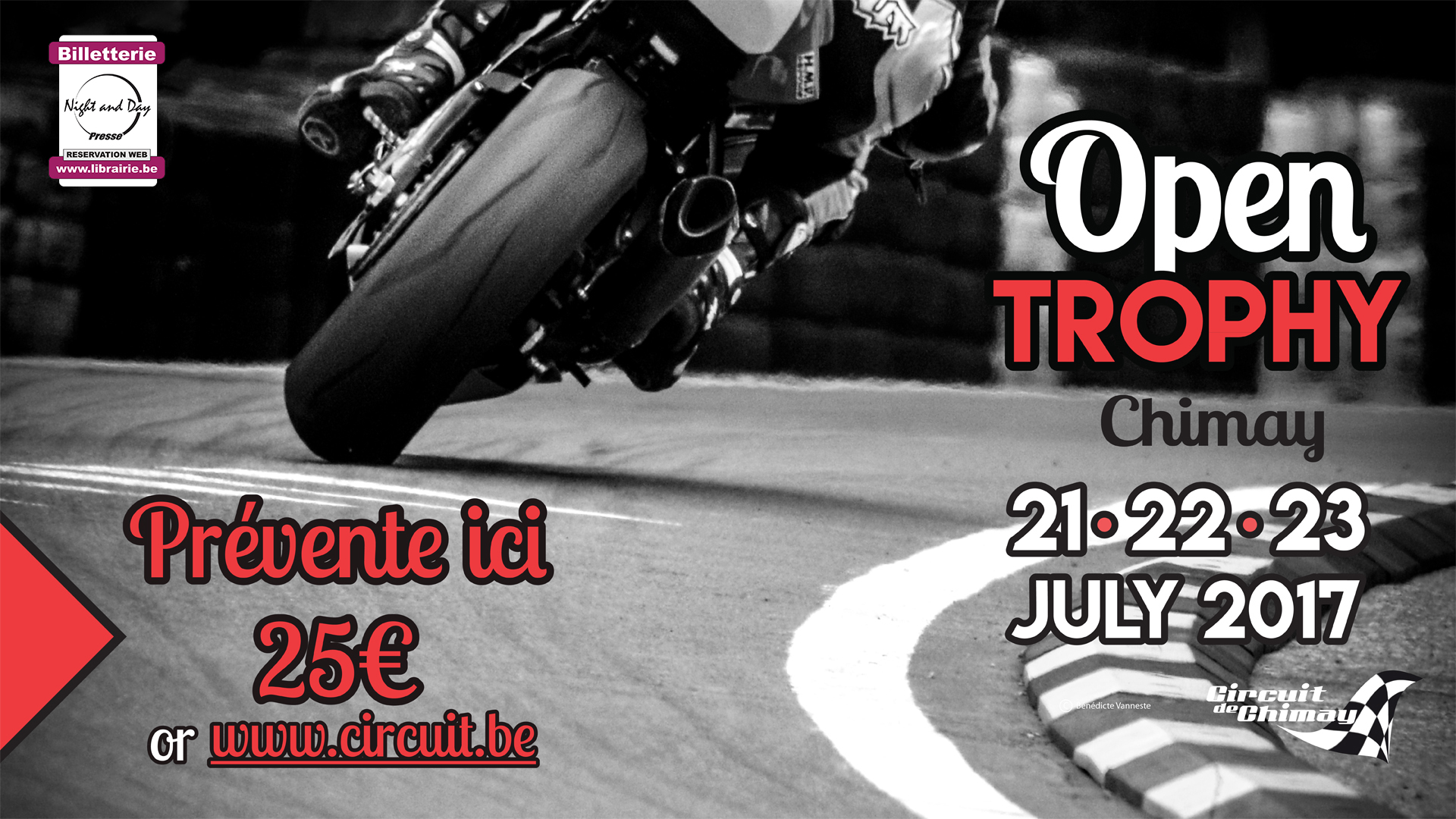 Concours Open Trophy Chimay