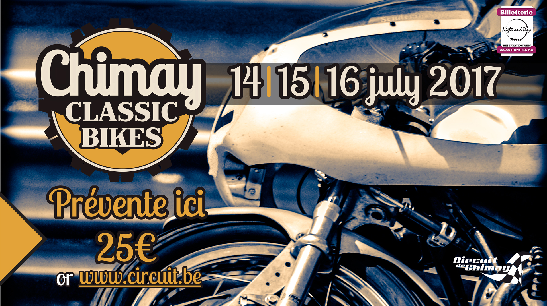 Concours Chimay Classic Bikes