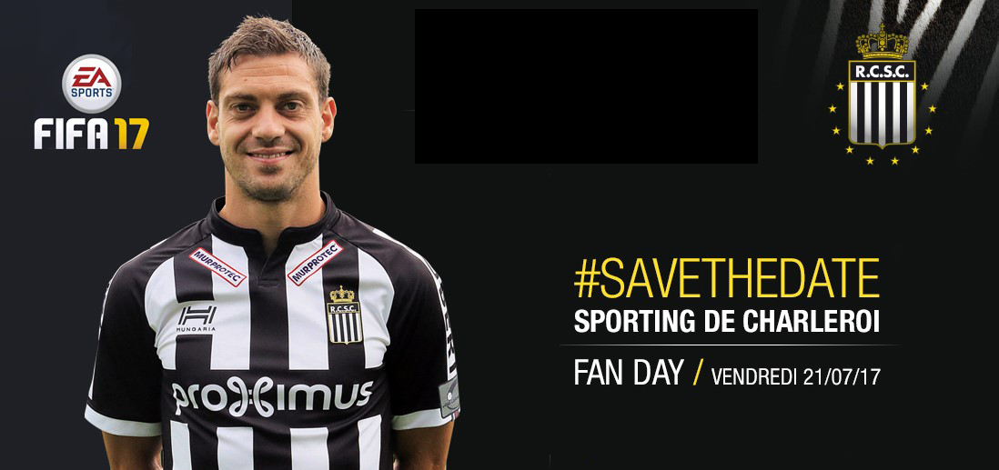 RDV AU FAN DAY DU SPORTING