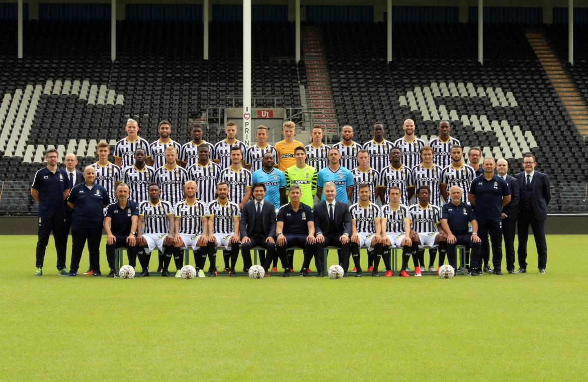 Billetterie Sporting de Charleroi