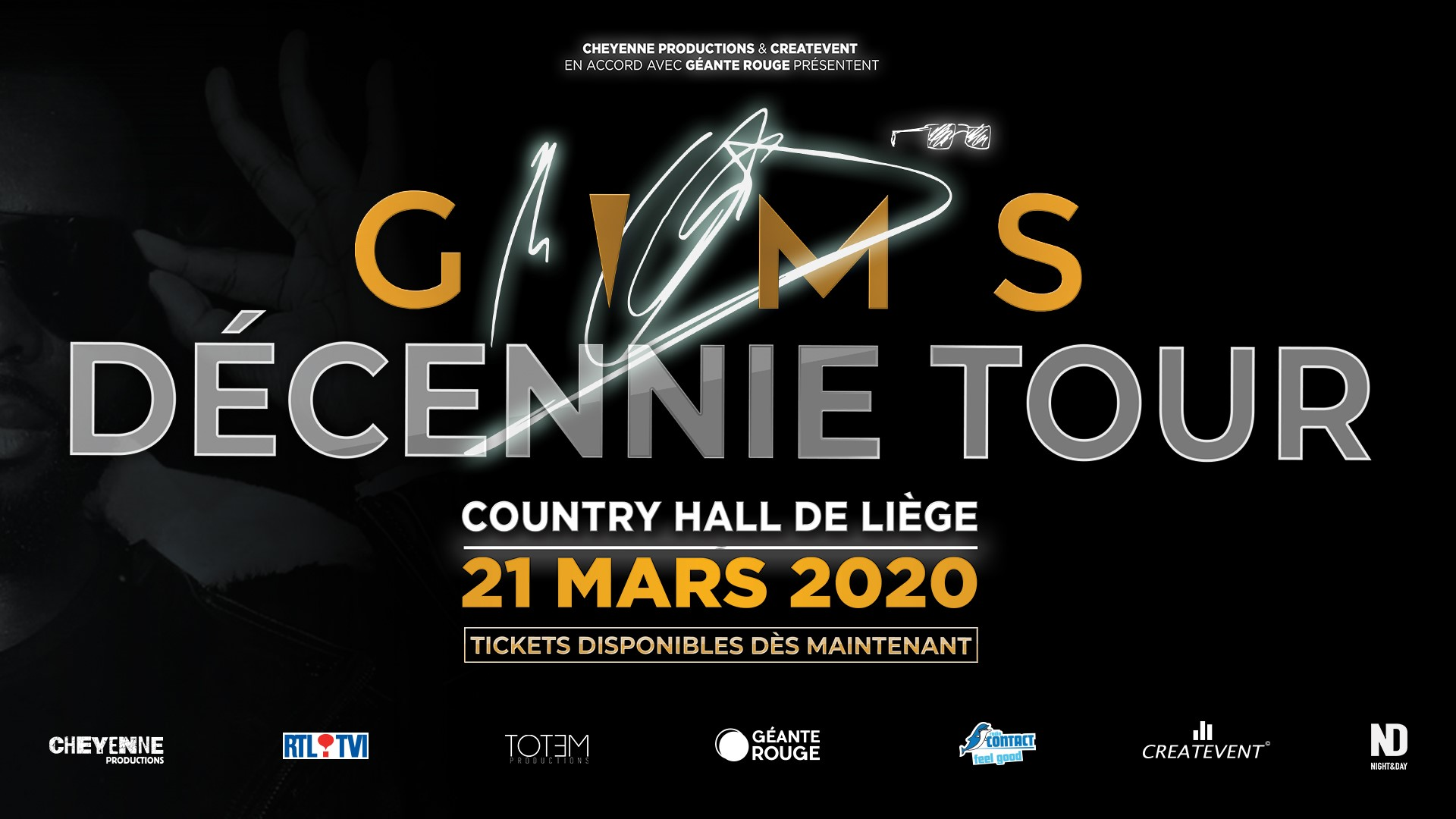 Concours GIMS by NIGHT&DAY