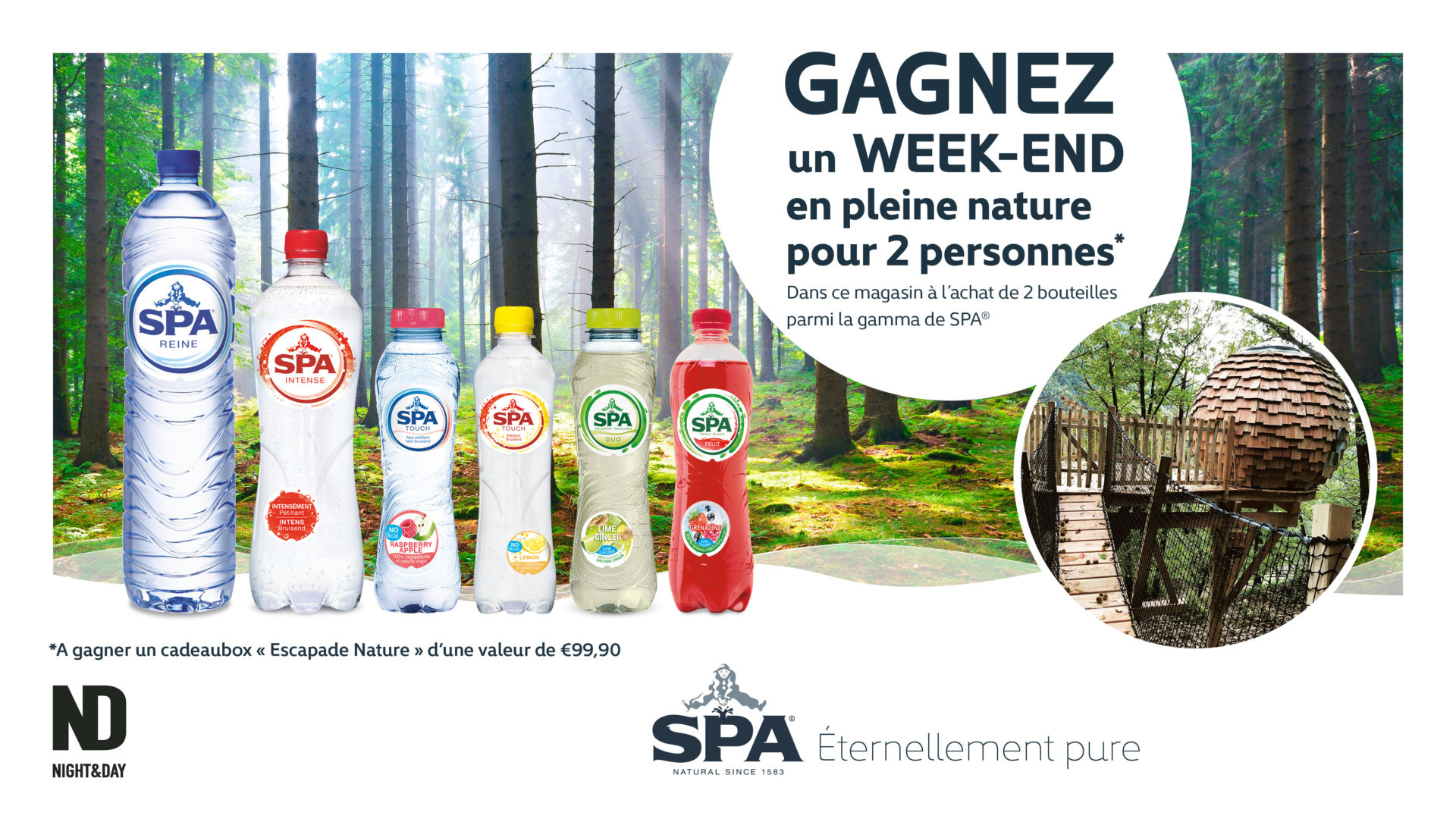 CONCOURS SPA MARS