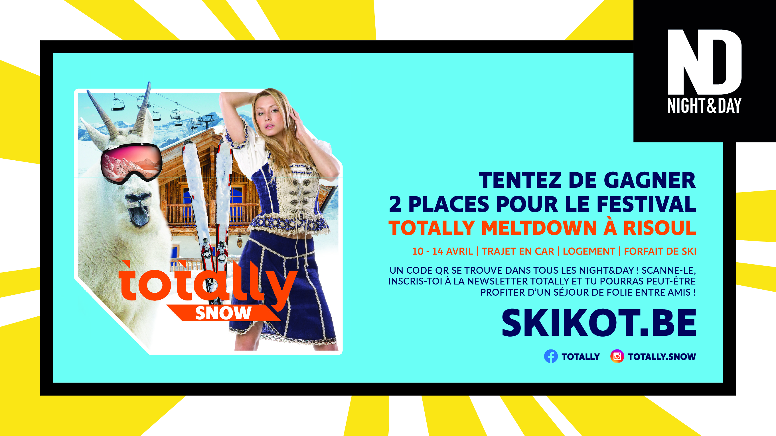 CONCOURS TOTALLY SNOW